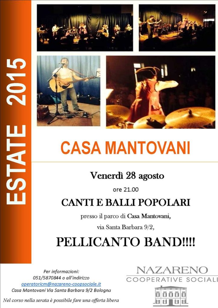 Estate 2015 Casa Mantovani