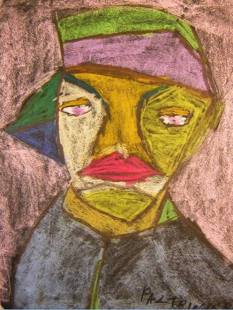 Paltrinieri-C.-Lilla-pastelli-a-olio-50-x-32-cm