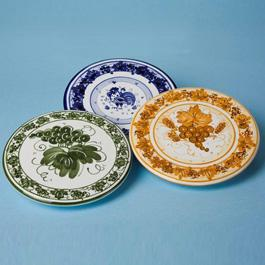 Sottomoka in ceramica romagnola