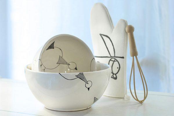 Ceramica galline