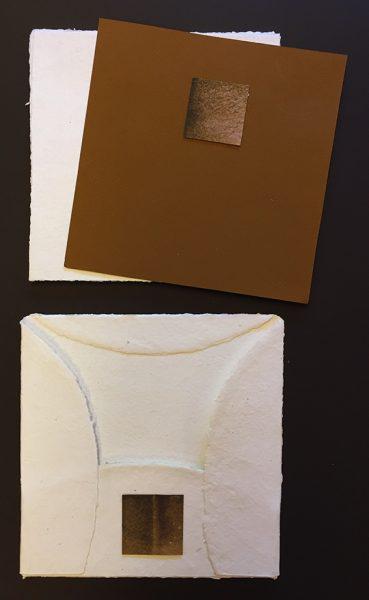 Album disegno carta acquerello 4 aperto