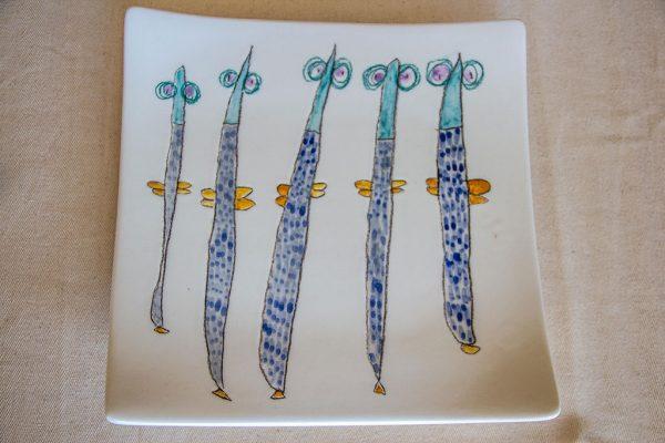 Piatto sardine