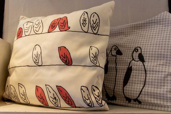 Cuscini stampati