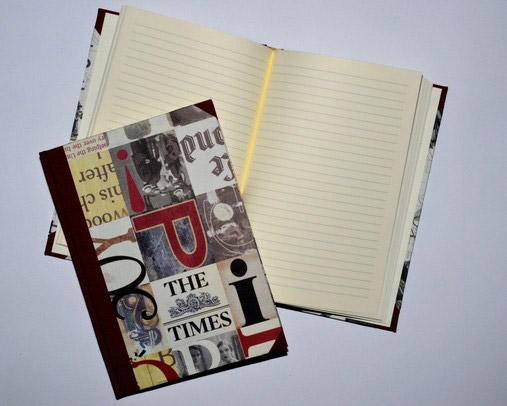 quaderno a righe